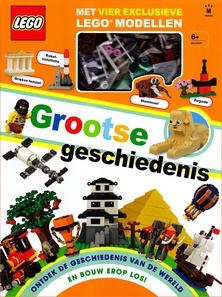 Coverafbeelding van: LEGO Grootse geschiedenis