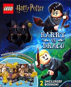 Coverafbeelding van: LEGO Harry Potter: Harry versus Draco