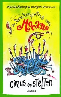 Coverafbeelding van: Circus op stelten – De keukenprins van Mocano, deel 5