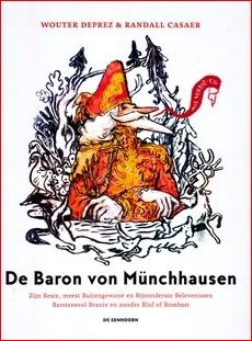 Coverafbeelding van: De baron von Münchhausen
