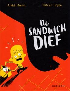 Coverafbeelding van: De sandwichdief