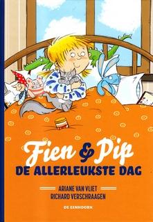 Coverafbeelding van: Fien & Pip. De allerleukste dag