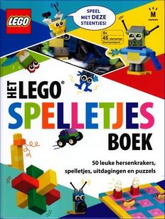 Coverafbeelding van: Het LEGO Spelletjes boek