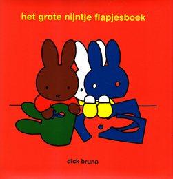 Coverafbeelding van: het grote nijntje flapjesboek