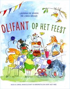 Coverafbeelding van: Olifant op het feest