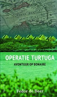 Coverafbeelding van: Operatie Tortuga