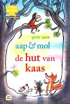 Coverafbeelding van: aap & mol: de hut van kaas