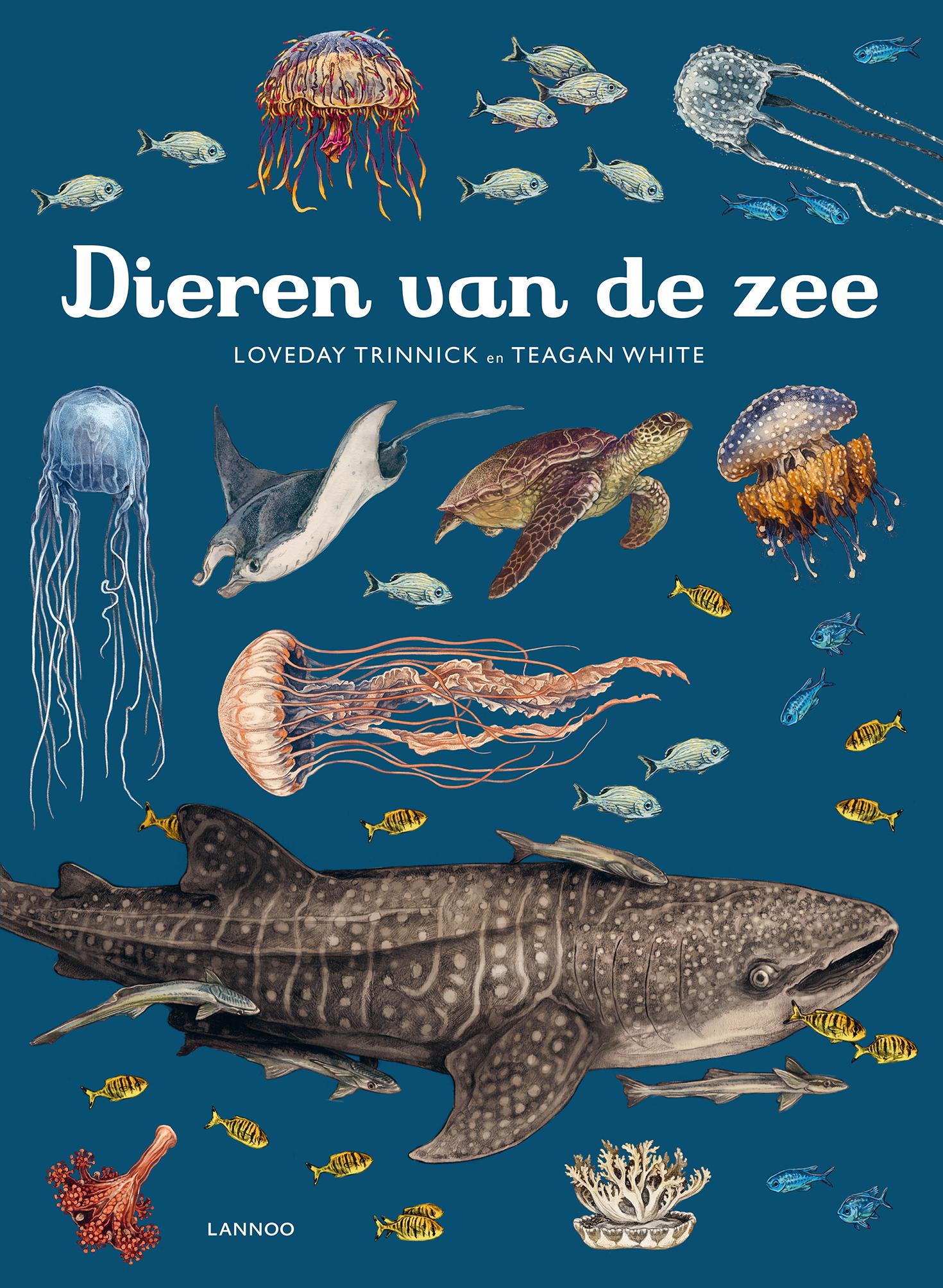 Coverafbeelding van: Dieren van de zee