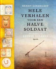 Coverafbeelding van: Hele verhalen voor een halve soldaat