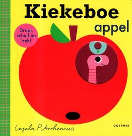 Coverafbeelding van: Kiekeboe appel