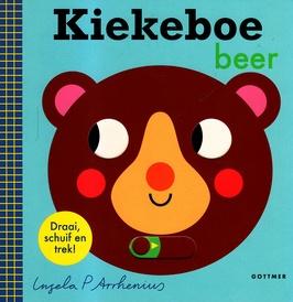 Coverafbeelding van: Kiekeboe beer