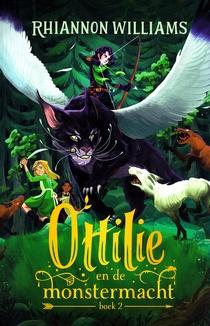 Coverafbeelding van: Ottilie en de monstermacht