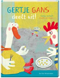 Coverafbeelding van: Gertje Gans deelt uit!