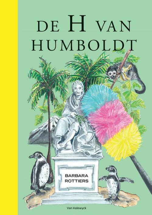 Coverafbeelding van: De H van Humboldt