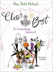 Coverafbeelding van: Cleo & Bast. De krankzinnige kunstroof