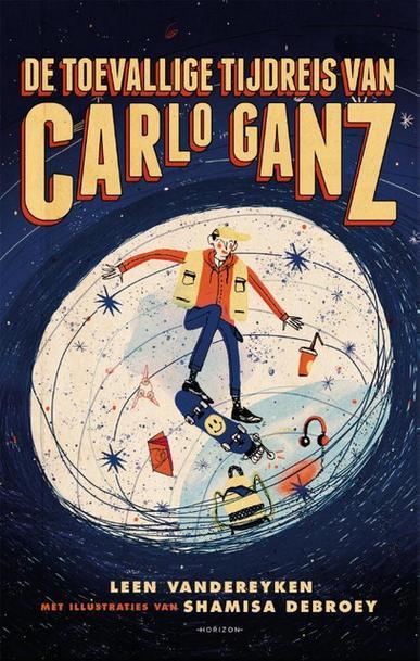 Coverafbeelding van: De toevallige tijdreis van Carlo Ganz