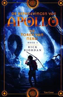 Coverafbeelding van: De toren van Nero – De beproevingen van Apollo, deel 5