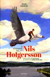 Coverafbeelding van: De wonderbare reis van Nils Holgersson