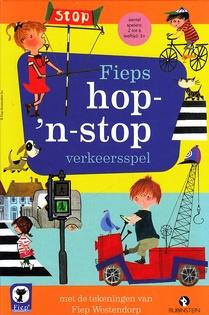 Coverafbeelding van: Fieps hop-'n-stop verkeersspel