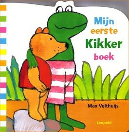 Coverafbeelding van: Mijn eerste Kikker boek