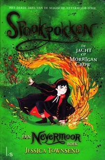 Coverafbeelding van: Spookpokken. De jacht op Morrigan Crow – Nevermoor, deel 3