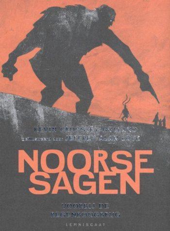 Coverafbeelding van: Noorse sagen – voorbij de regenboogbrug