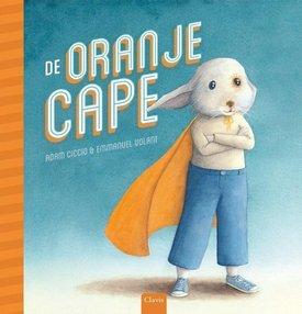 Coverafbeelding van: De oranje cape