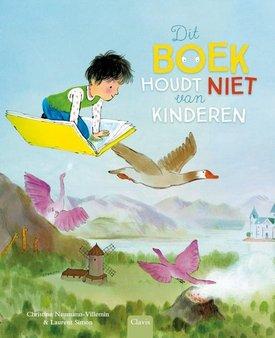 Coverafbeelding van: Dit boek houdt niet van kinderen