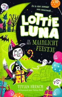 Coverafbeelding van: Lottie Luna en het maanlichtfeestje