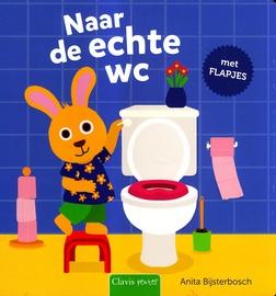 Coverafbeelding van: Naar de echte wc