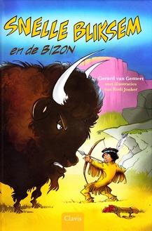 Coverafbeelding van: Snelle Bliksem en de bizon