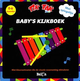 Coverafbeelding van: Tik Tak: Baby's kijkboek