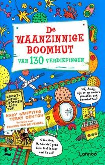Coverafbeelding van: De Waanzinnige Boomhut van 130 verdiepingen