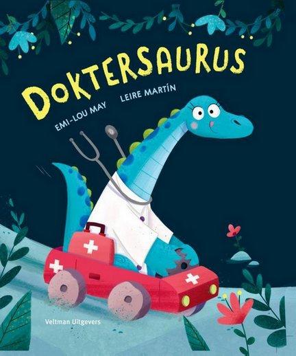 Coverafbeelding van: Doktersaurus
