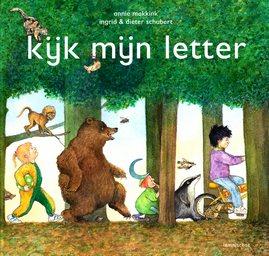 Coverafbeelding van: Kijk mijn letter