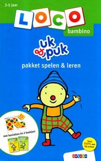 Coverafbeelding van: Loco Bambino: Uk & Puk pakket spelen & leren
