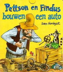 Coverafbeelding van: Pettson en Findus bouwen een auto