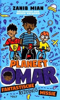 Coverafbeelding van: Fantastische Reddingsmissie – Planeet Omar, deel 3
