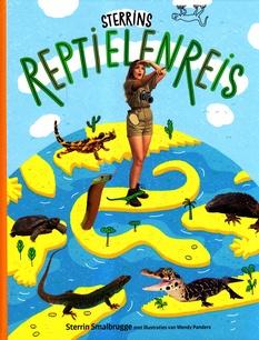 Coverafbeelding van: Sterrins Reptielenreis