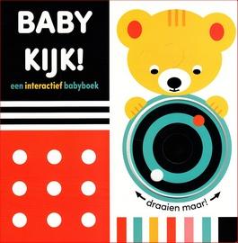 Coverafbeelding van: Baby kijk! Een interactief babyboek
