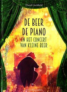 Coverafbeelding van: De beer, de piano en het concert van kleine beer