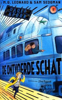 Coverafbeelding van: De ontvoerde schat – Dader op het spoor, deel 2