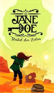 Coverafbeelding van: Sleutel der Zielen – Jane Doe, deel 2