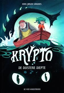 Coverafbeelding van: De duistere diepte – Krypto, deel 1