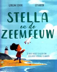 Coverafbeelding van: Stella en de zeemeeuw