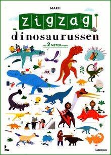 Coverafbeelding van: ZigZag dinosaurussen