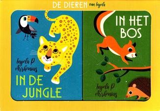 Coverafbeelding van: De dieren van Ingela (16 uitdeelboekjes)