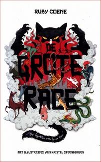 Coverafbeelding van: De grote race