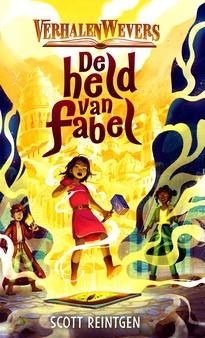 Coverafbeelding van: VerhalenWevers: De held van fabel