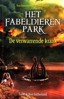 Coverafbeelding van: De verwarrende kraak – Het fabeldierenpark, deel 3